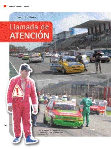 Buzos antiflama - CESVI Argentina