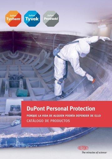 Trajes de bioseguridad DuPont - Regianz