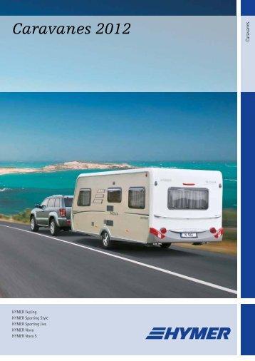 Caravanes 2012