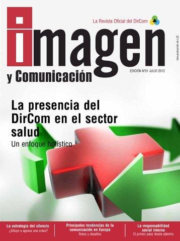 Revista imagen y comunicacion n31