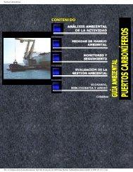 Guía ambiental para puertos carboníferos. - Ministerio de Ambiente ...