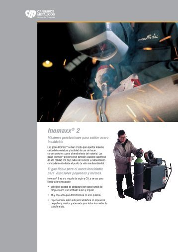 Inomaxx® 2 - Carburos Metálicos