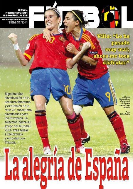Revista Rfef 159 Pdf Real Federacion Espanola De Futbol