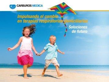 Estudio Promete presentado por Carburos Medica. Cristina ... - Fenin