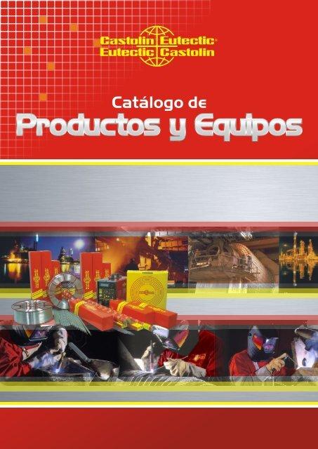 Catálogo de - Eutectic Chile