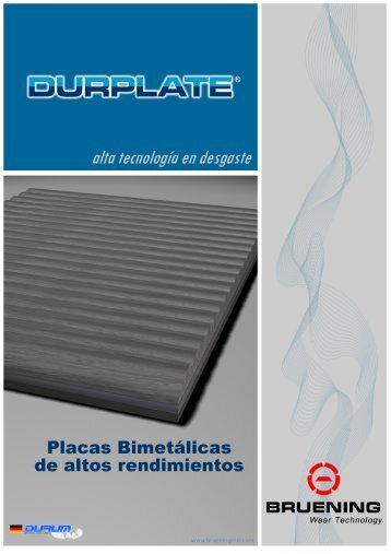 Aceros Bimetalicos - Bruening Industrial
