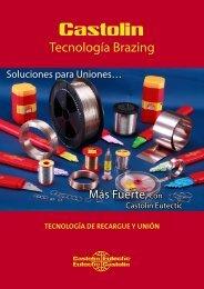 Descargar catálogo Brazing - Castolin Eutectic