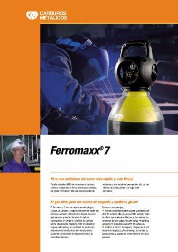 Ferromaxx® 7 - Carburos Metálicos