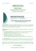 Revista Frontenis numero 32 - Federación Aragonesa de Pelota - Page 5