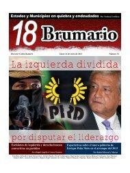 18 Brumario - Grupo Transición