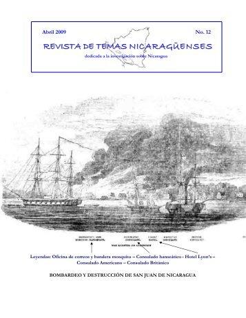 No. 12 - Revista de Temas Nicaragüenses