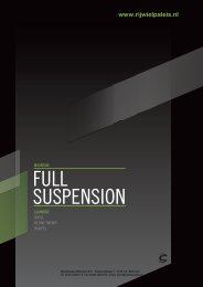 FULL SUSPENSION - Rijwielpaleis Bilthoven