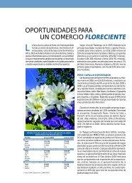 oportunidades para un comercio floreciente - ComexPerú