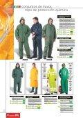 protección del cuerpo - Groupe RG - Page 6