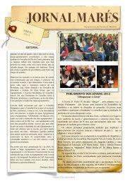 jornal marés - Escolas de Mindelo