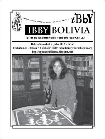IBBY BOLIVIA
