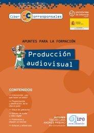 Producción audiovisual - Aire Comunicación