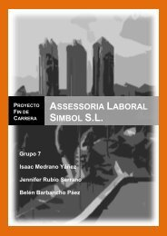 Assessoria Laboral Simbol S.L. - Dipòsit Digital de la UB