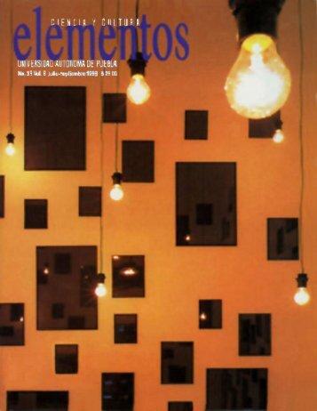 Número completo (5.93 Mb) - Revista Elementos