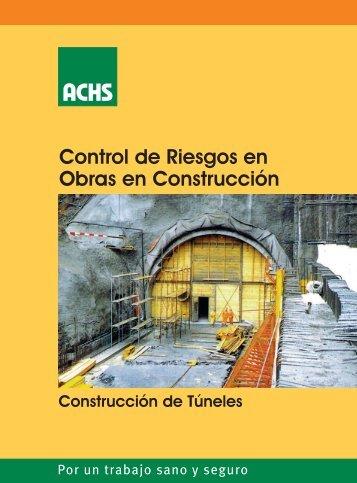 Construcción de Túneles - Sigweb