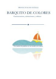 BARQUITO DE COLORES - inicio