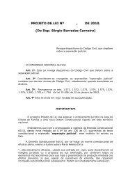 PROJETO DE LEI Nº , DE 2010. (Do Dep. Sérgio Barradas Carneiro)