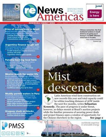 2012 - Renewable Energy News
