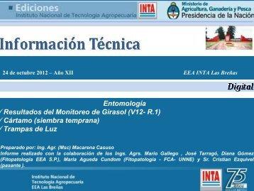 PDF - 733Kb - INTA