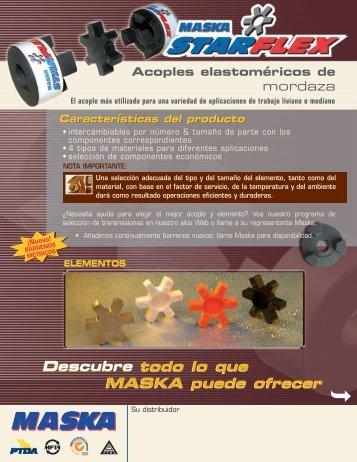 elementos - Maska