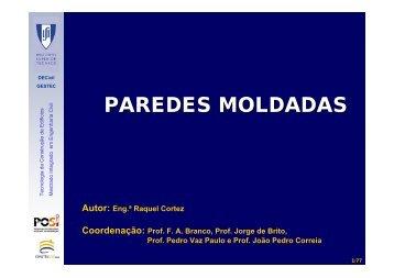 PAREDES MOLDADAS