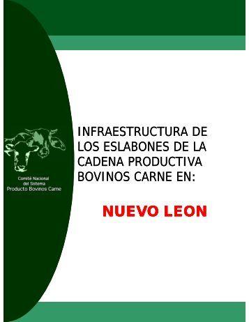 Nuevo Leon - Comité Nacional del Sistema Producto Bovinos Carne