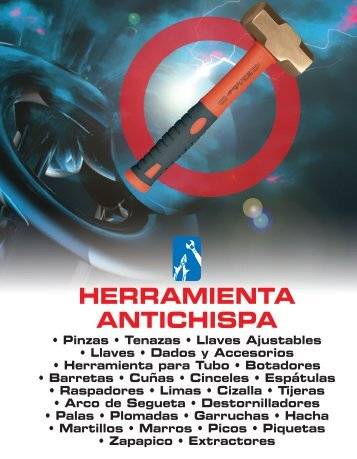 HERRAMIENTA ANTICHISPA