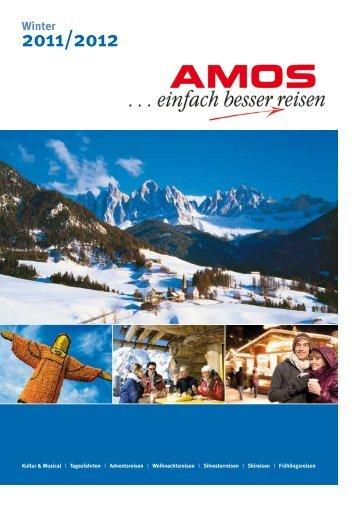Opern- Show- und Konzertfahrten - AMOS Reisen