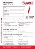 Flyer Brandmeldetechnik.FH11 - Sauer Brandschutztechnik - Seite 2