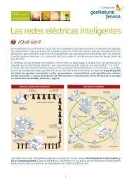 Las redes eléctricas inteligentes