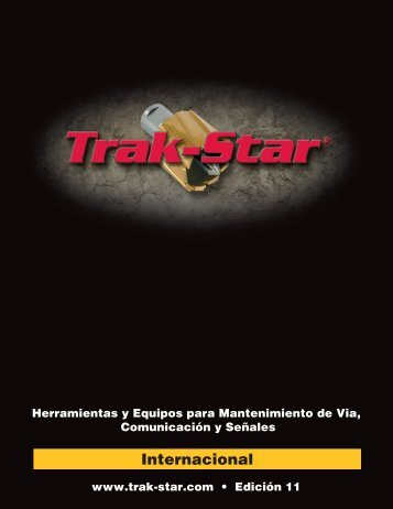 Internacional - Trak-Star Rail Drills