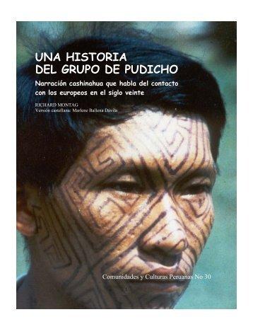 UNA HISTORIA DEL GRUPO DE PUDICHO