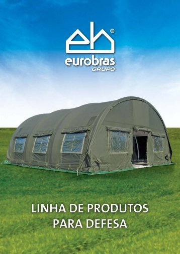 LInHA DE PRODUTOS PARA DEFESA LInHA DE ... - Eurobras