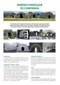 LInHA DE PRODUTOS PARA DEFESA LInHA DE ... - Eurobras - Page 2