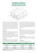 LInHA DE PRODUTOS PARA DEFESA LInHA DE ... - Eurobras - Page 7