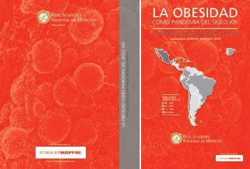 La obeSidad coMo pandeMia de SigLo XXi - Acta Sanitaria