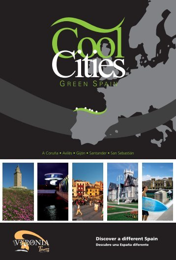 Cool Cities - Veronia tours