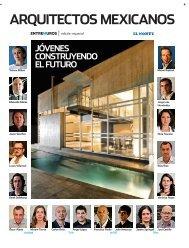 ARquiTECTOS MExiCANOS - 7XA Arquitectura