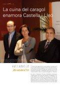 Tasta Lleida al Poble Espanyol Tasta Lleida al ... - Aplec del Caragol - Page 6