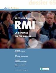 Dossier Réforme du RMI? - Territoire de Belfort