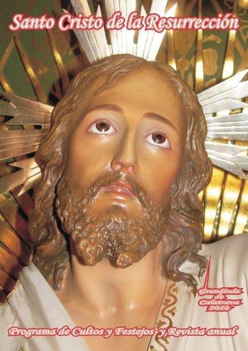 Santo Cristo de la Resurrección - Granátula de Calatrava