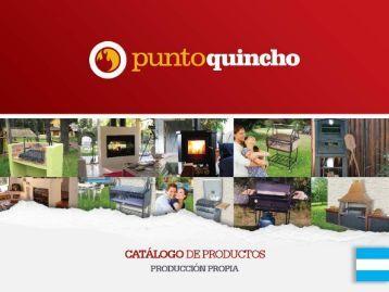 Diapositiva 1 - Punto Quincho