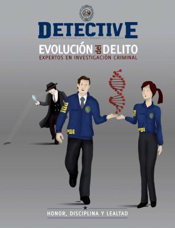 Revista 152 - Policía de Investigaciones de Chile
