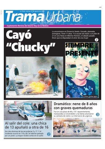 TramaUrbana - Diario Hoy