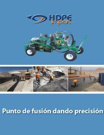 razón social - HDPE import
